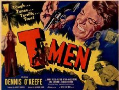 T-Men 1947 DVD - Dennis O'Keefe / Mary Meade